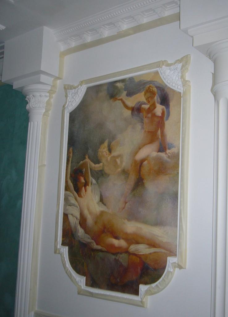 фрески обои: